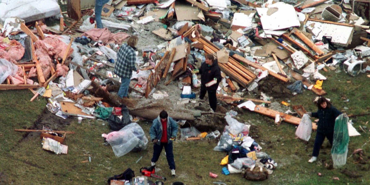 Remembering the St. Peter tornado 23 years later