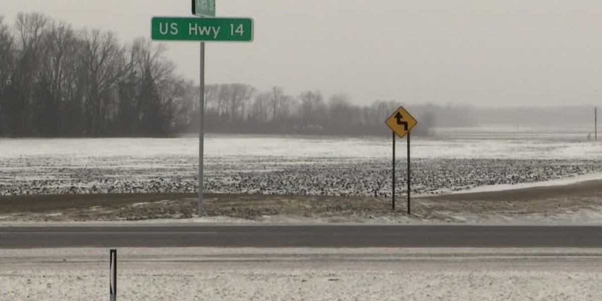 Funding for Hwy. 14 four lane expansion