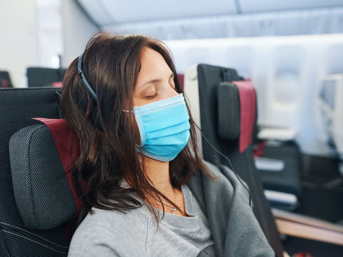 Why won't the FAA require masks?