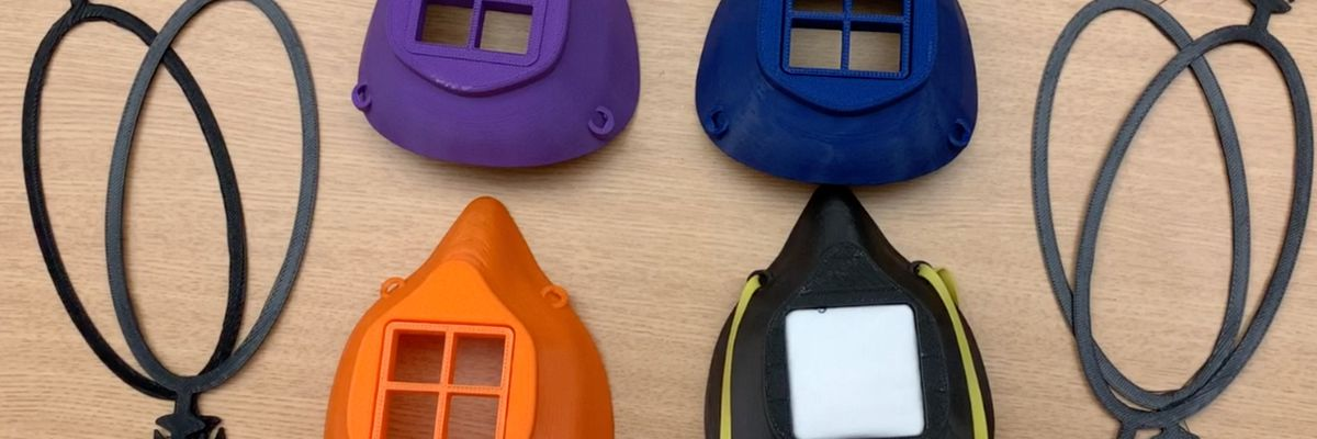 Mankato Area Public Schools led their 3D printing capabilities in community partnership to gift 800