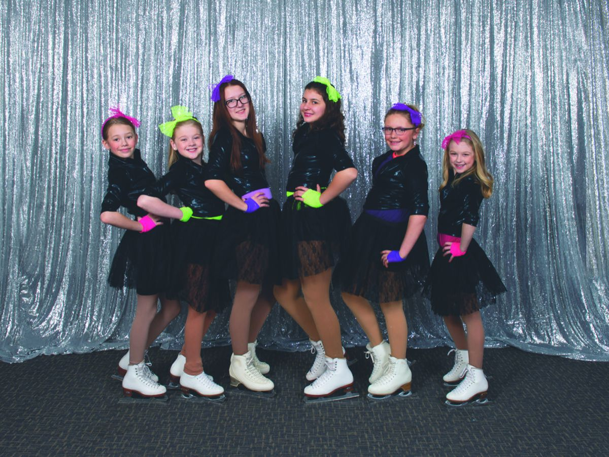 "New Ulm Figure Skating Club presents 32nd annual ""Legends and Divas"" show"