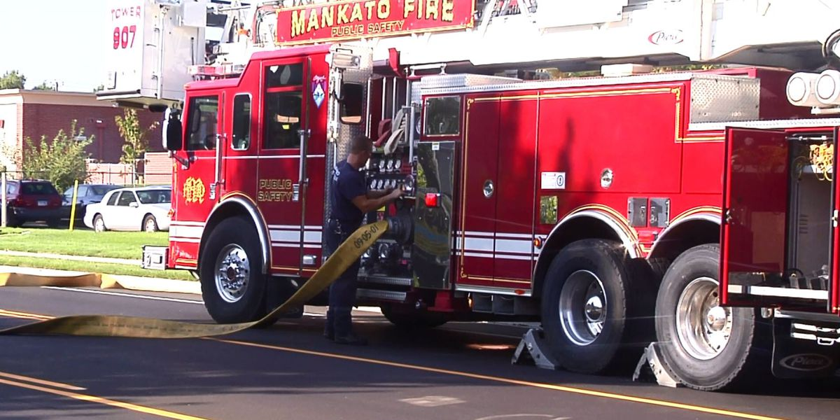 Mankato Public Safety to host open house to celebrate Fire Prevention Week