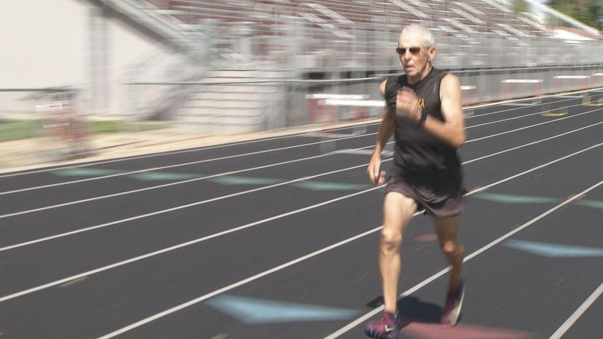 Fairmont's Sagedahl running strong at 81