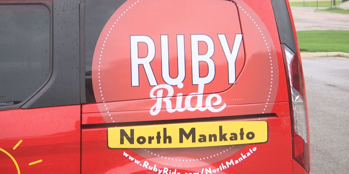 Ruby Ride expanding services in Mankato area