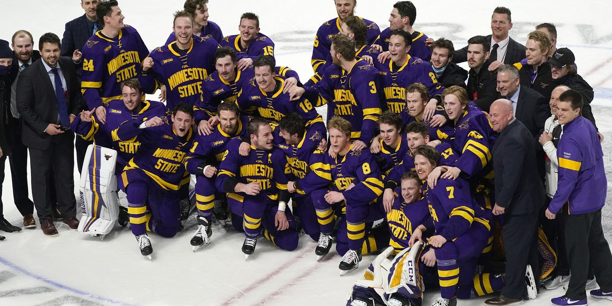 Minnesota State advances to first Frozen Four in program history
