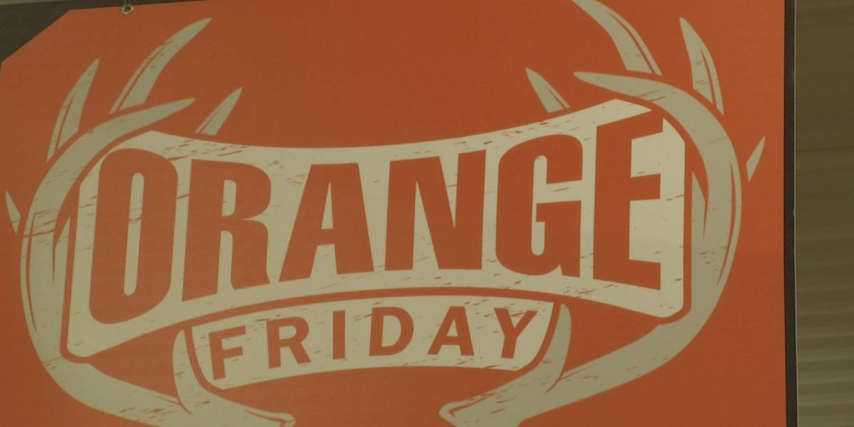 Hunters get ready for Deer Firearms Opener with Orange Friday at Fleet Farm