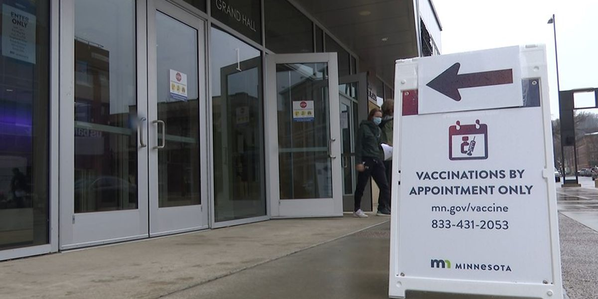 Minnesota expands vaccine eligibility; what local health officials want you to know