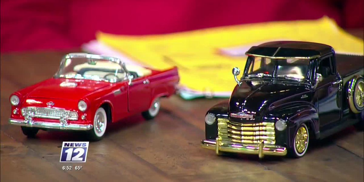 Auto Restores Club holds classic car show Sunday at Nicollet Co. Fairgrounds