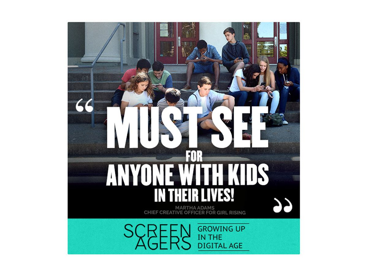 "Mankato Area Public Schools invites parents, children to ""Screenagers"" showings"