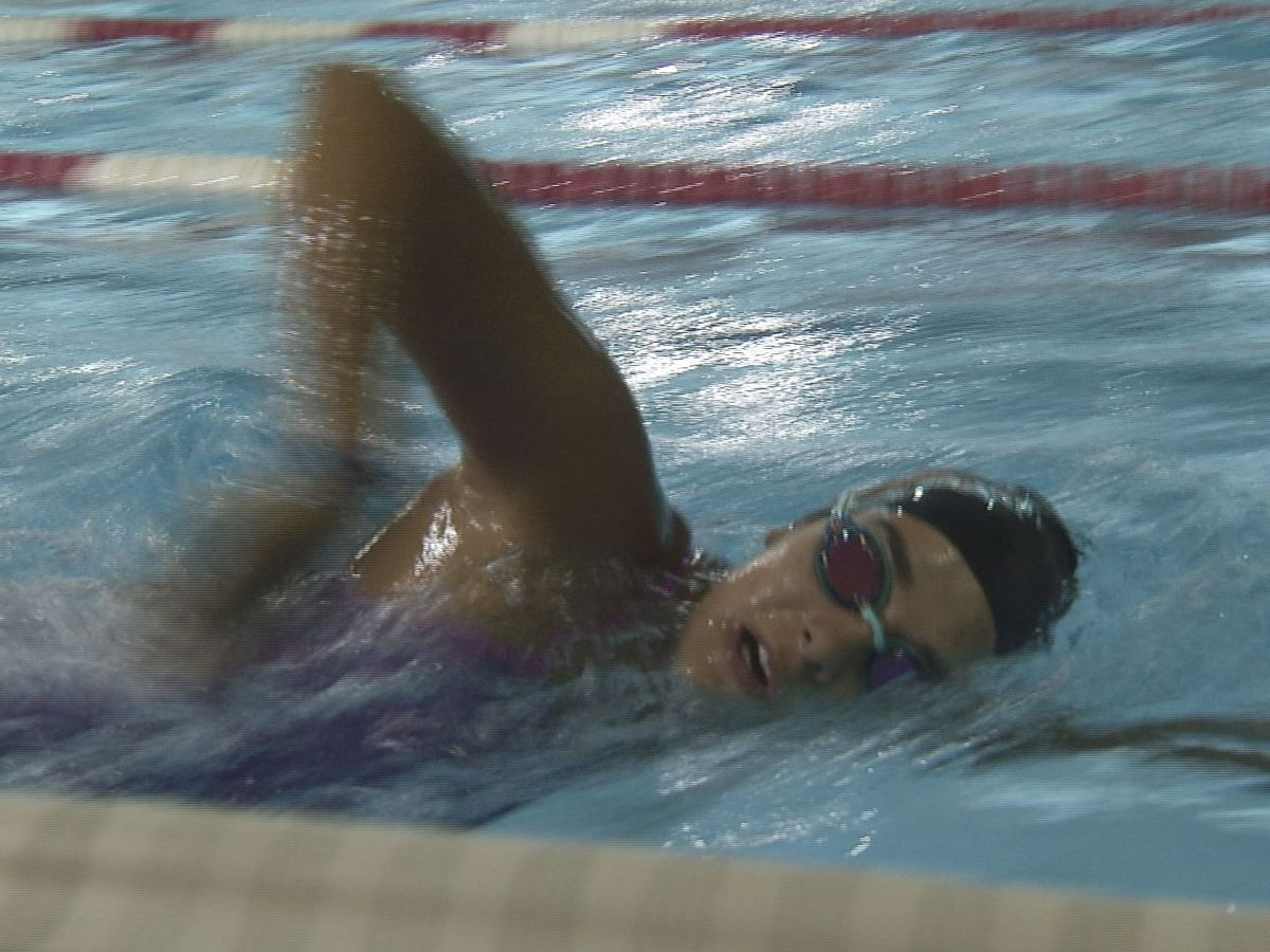 Scarlet swimmers ready to build on success