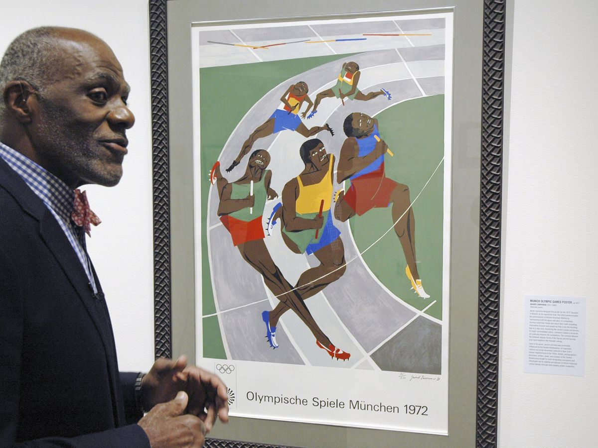 Eye on education, Alan Page puts treasured art up for sale