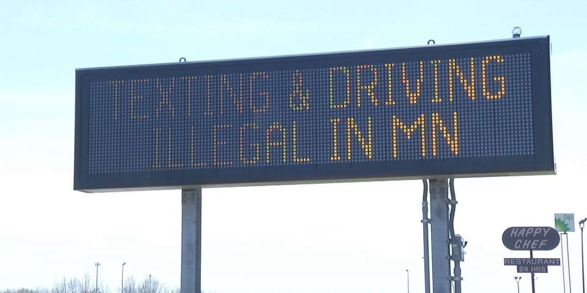 Minnesota's Hands Free Law: 7 months later