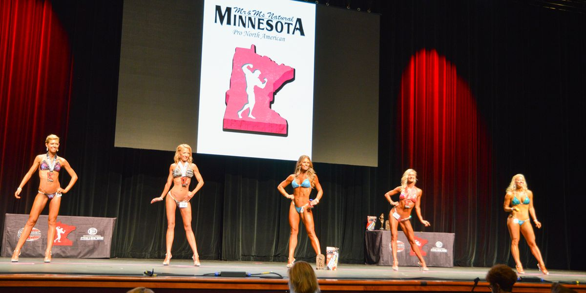 Local woman wins body building competition
