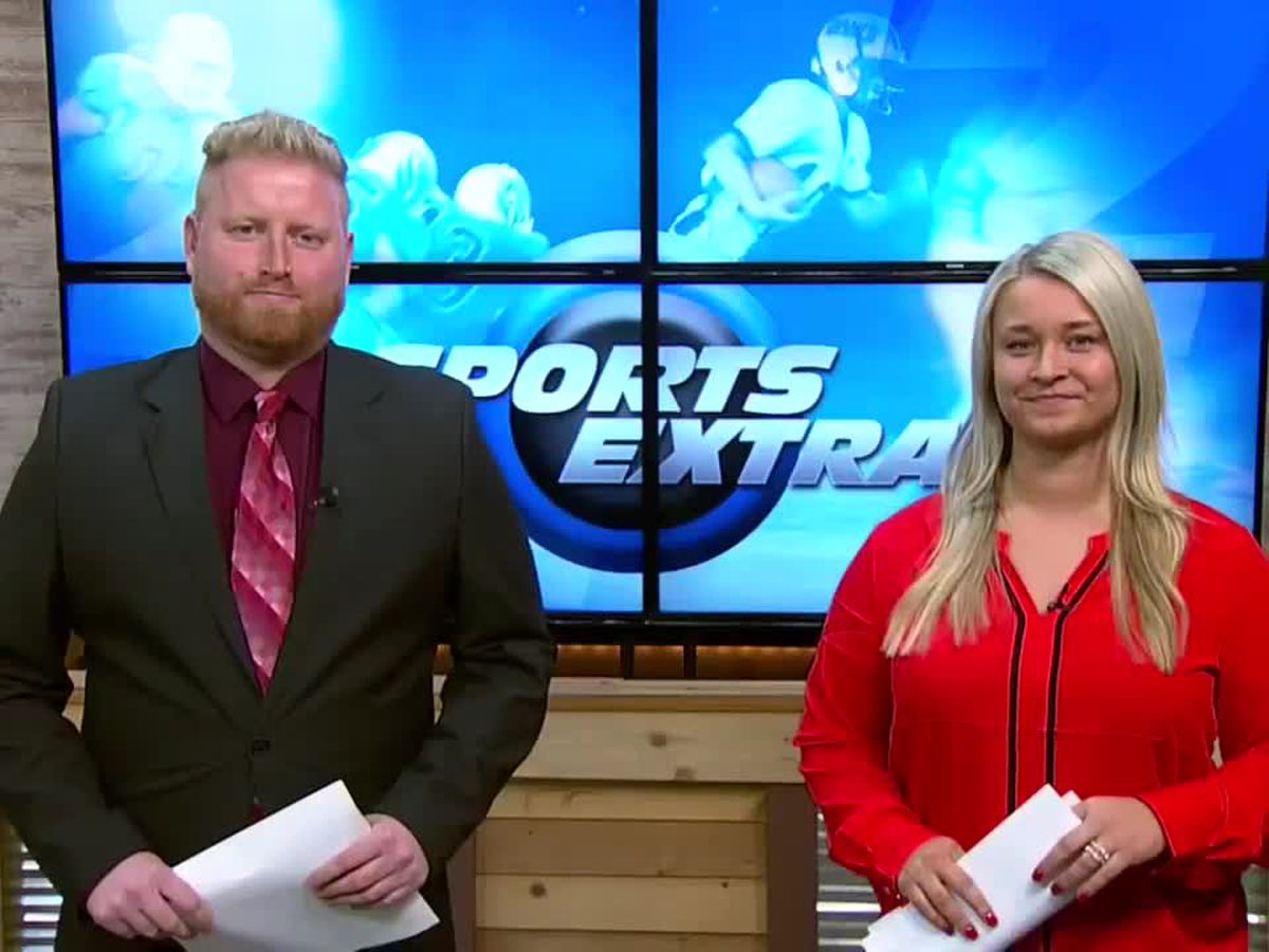 Sports Extra: Winter Week 8