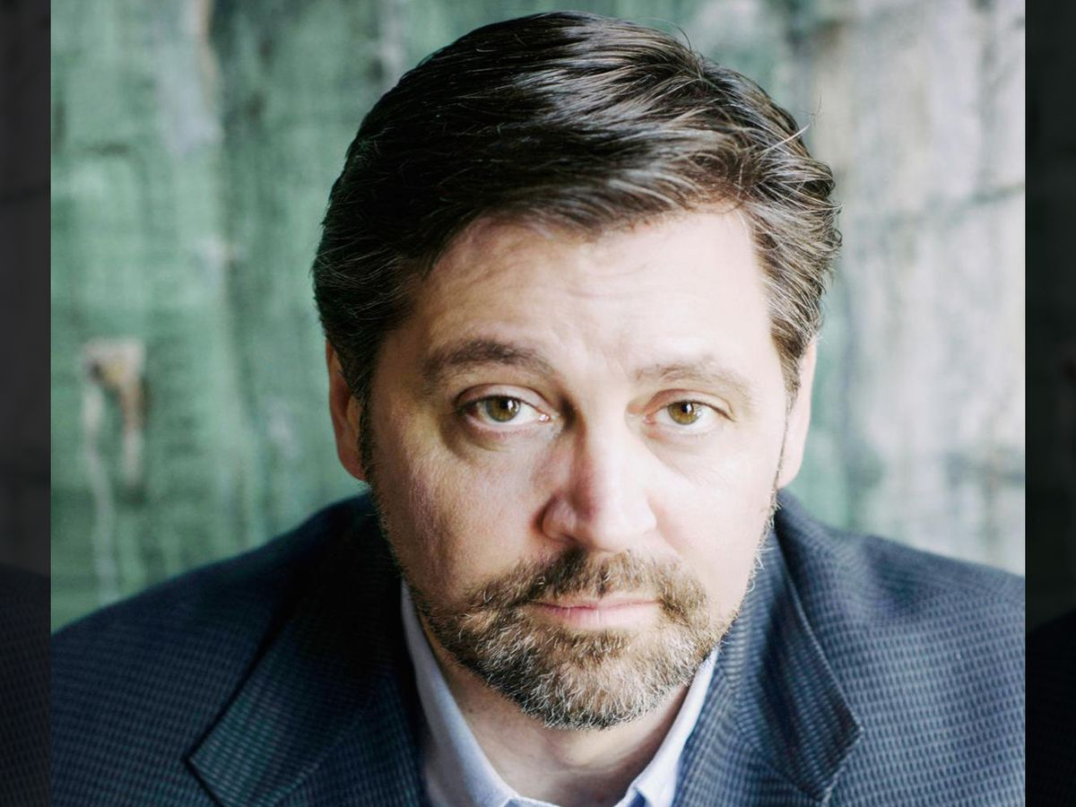 Award-winning, best-selling author Allen Eskens to present at South Central College