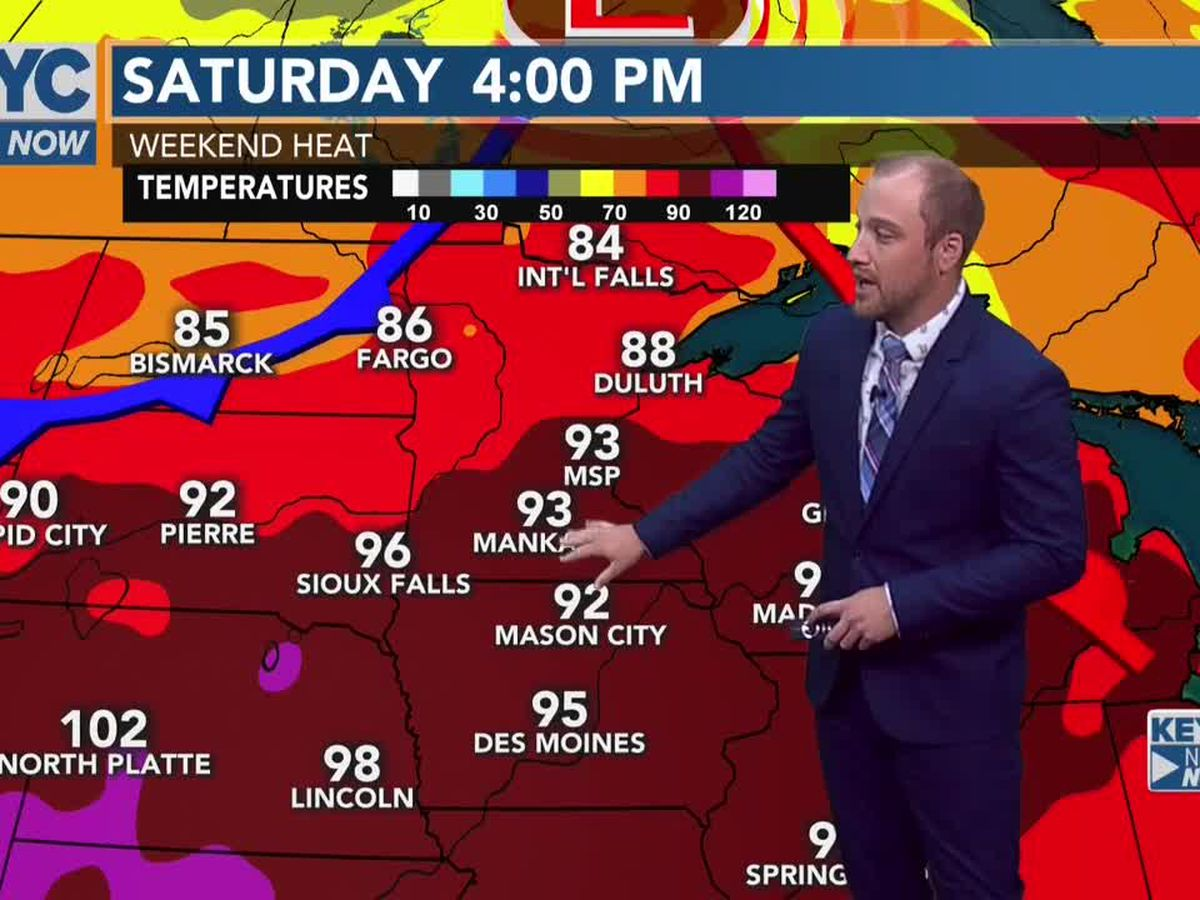 KEYC Weather Now Forecast