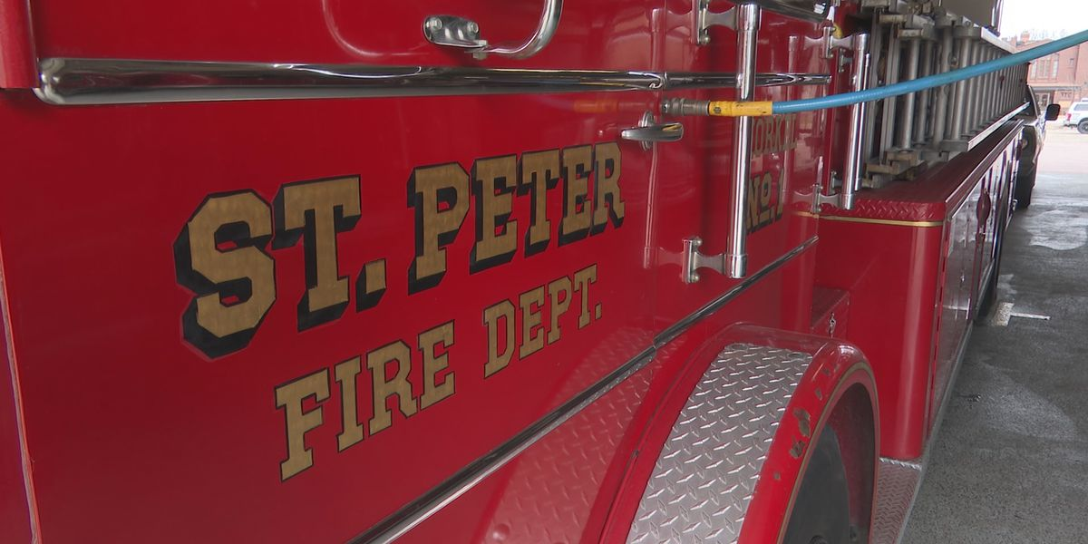 New St. Peter firehouse waits on legislation to move project forward