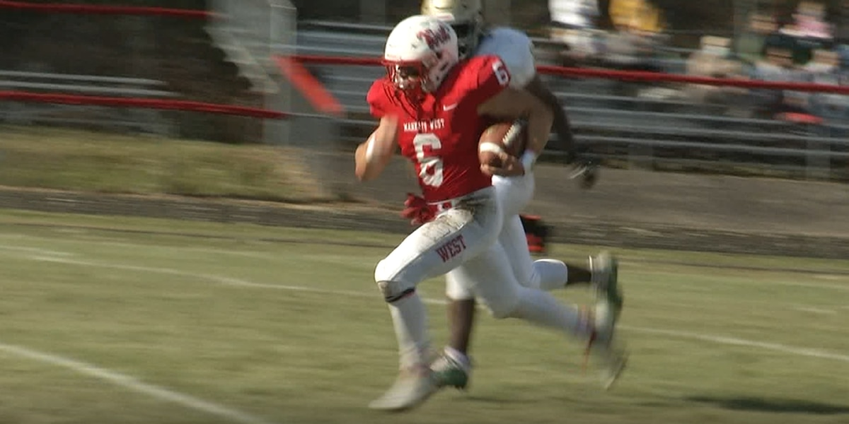 West extends winning streak with 41-17 win over Rochester Mayo