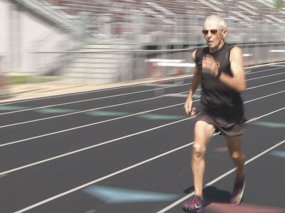 Fairmont's Sagedahl running strong at 81