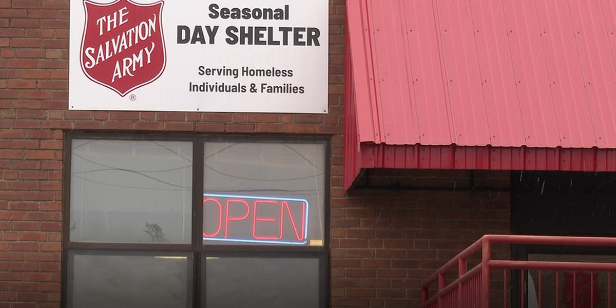 Salvation Army day shelter to remain open through summer