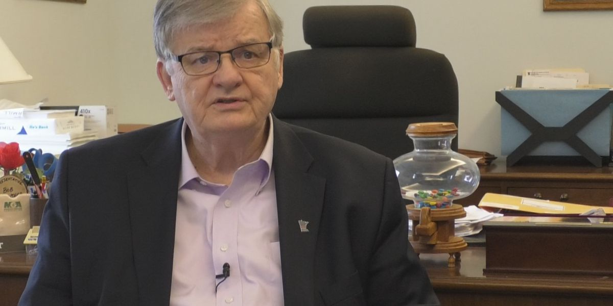 Fairmont representative to retire after 2020 legislative session