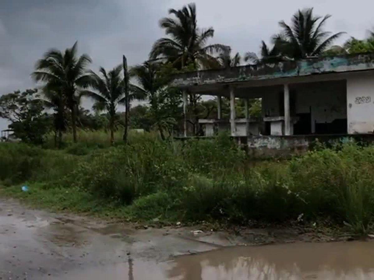 Tropical Storm Cristobal advances toward US Gulf Coast