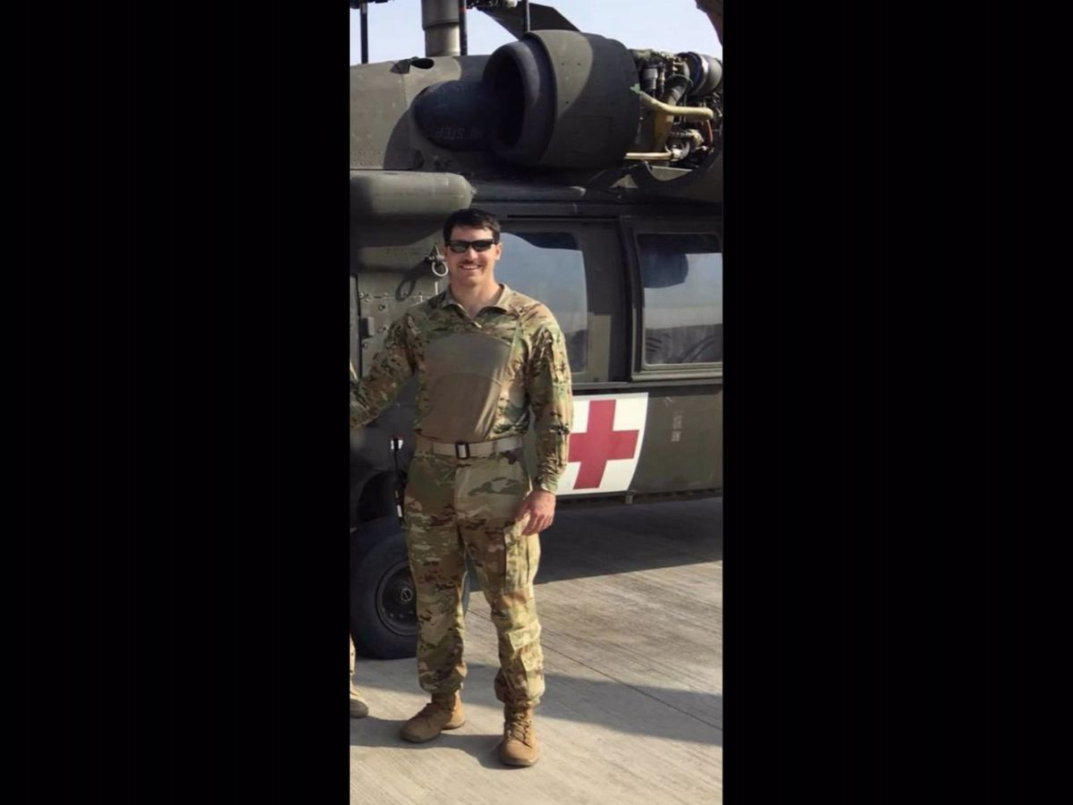 St. James community honors National Guardsman killed in helicopter crash