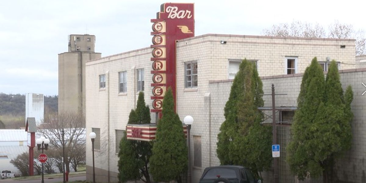 City officials consider demolition of George's Ballroom