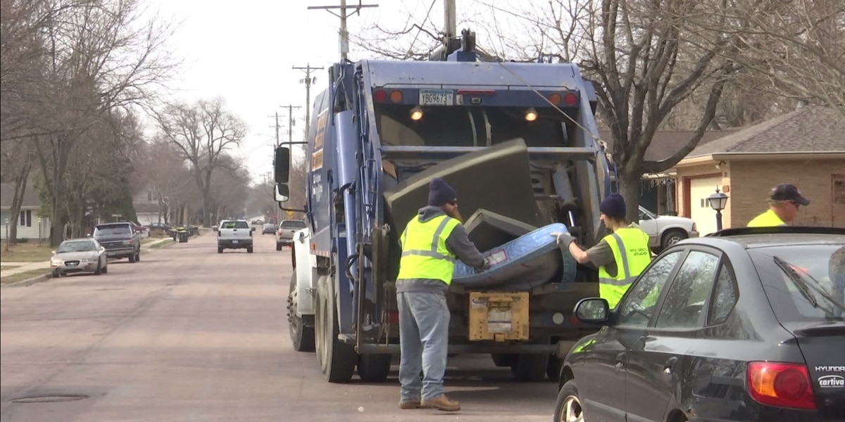 City of Mankato releases spring cleanup results