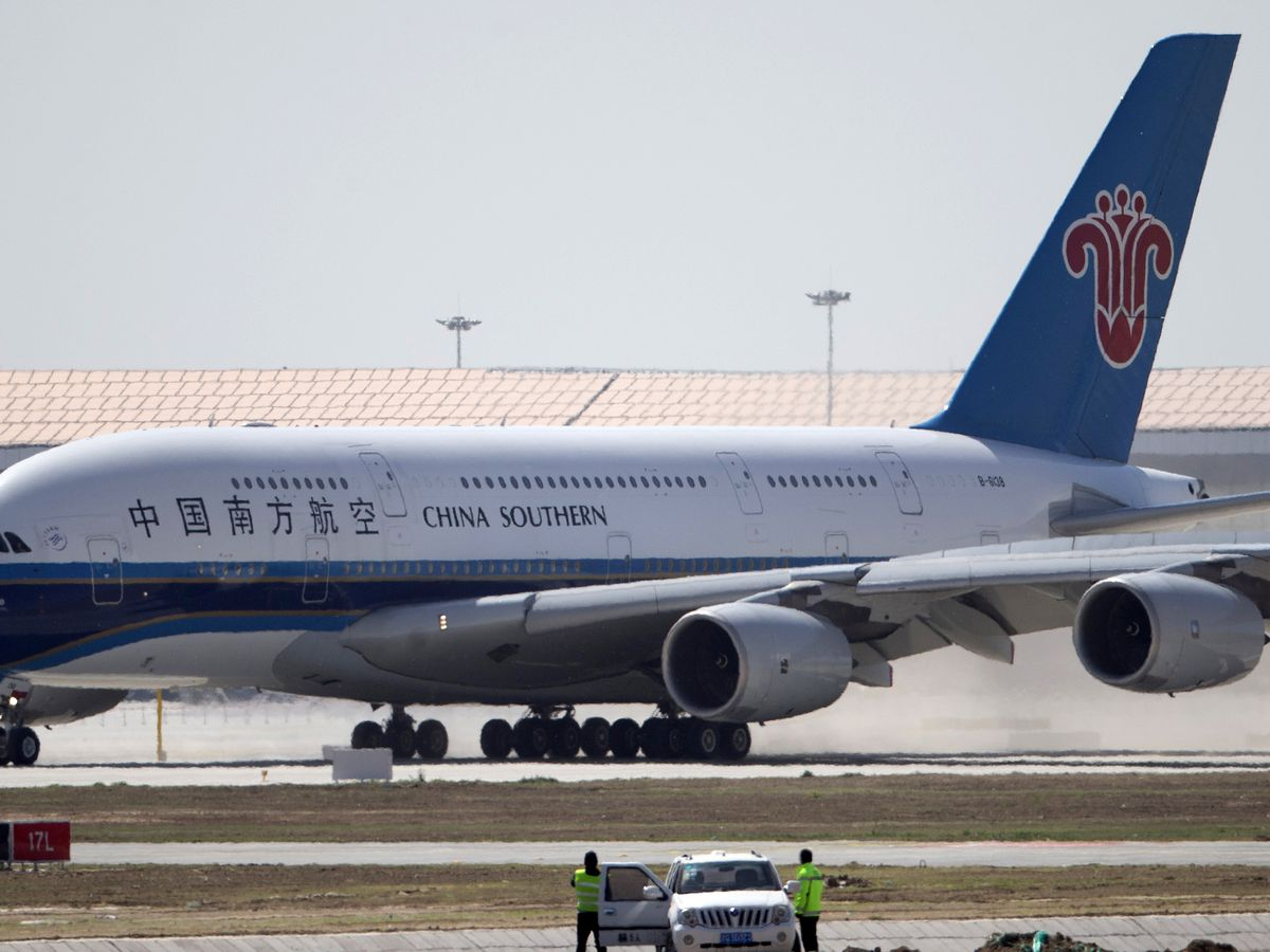 Trump administration moves to block Chinese airlines from US