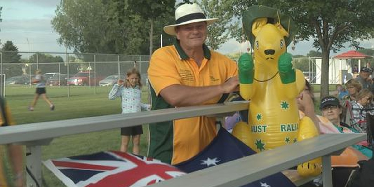 All types of fans support the Aussie Peppers