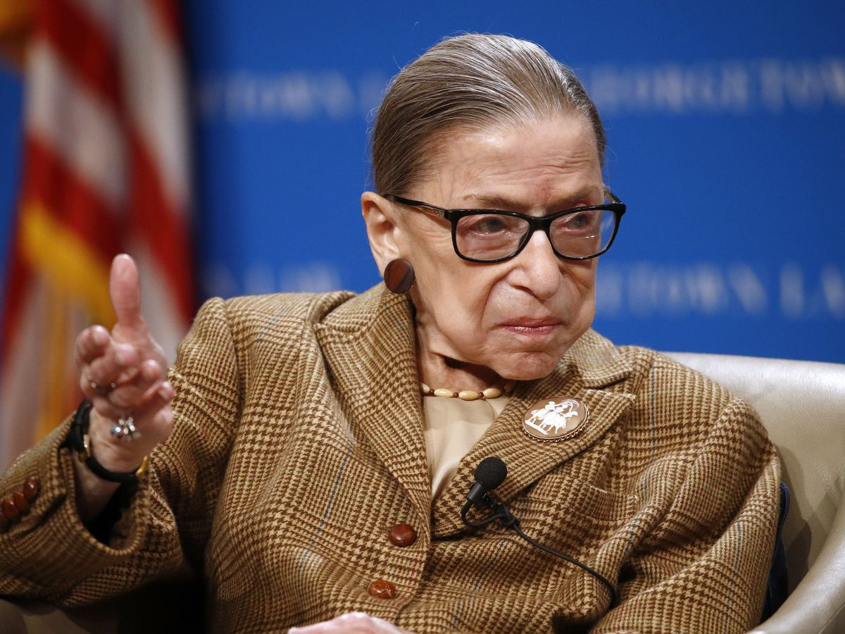 Walz orders flags to be flown at half staff in honor of Ruth Bader Ginsburg