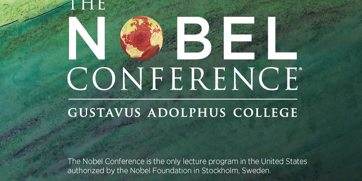 Climate change takes center stage at 2019 Nobel Conference