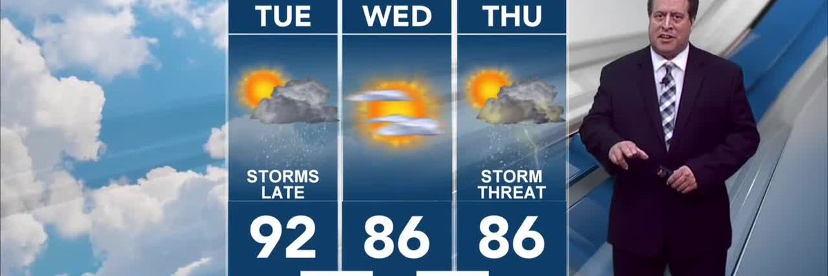 Mark Tarello's Weather Update