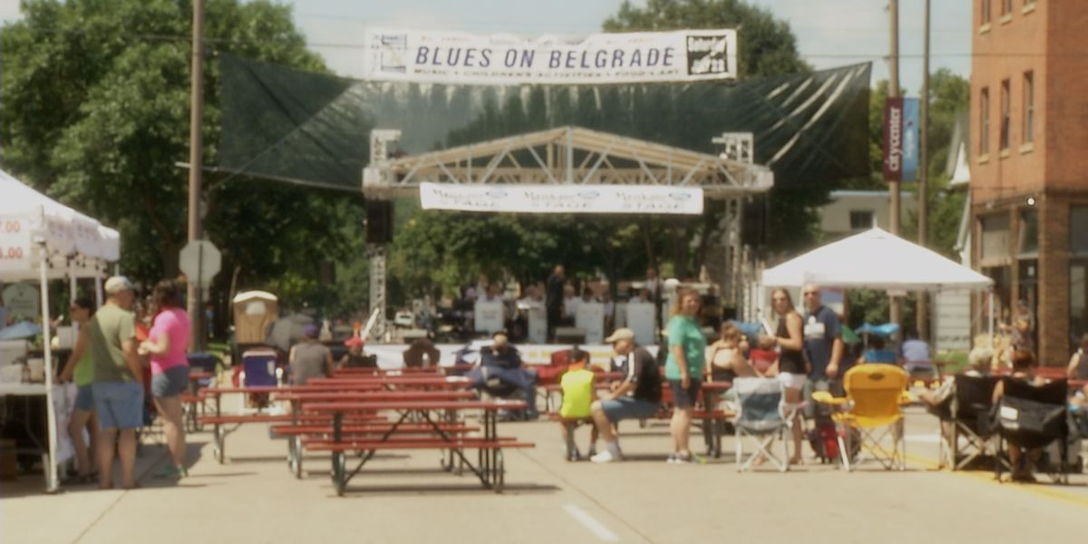 11th Annual Blues on Belgrade is just around the corner