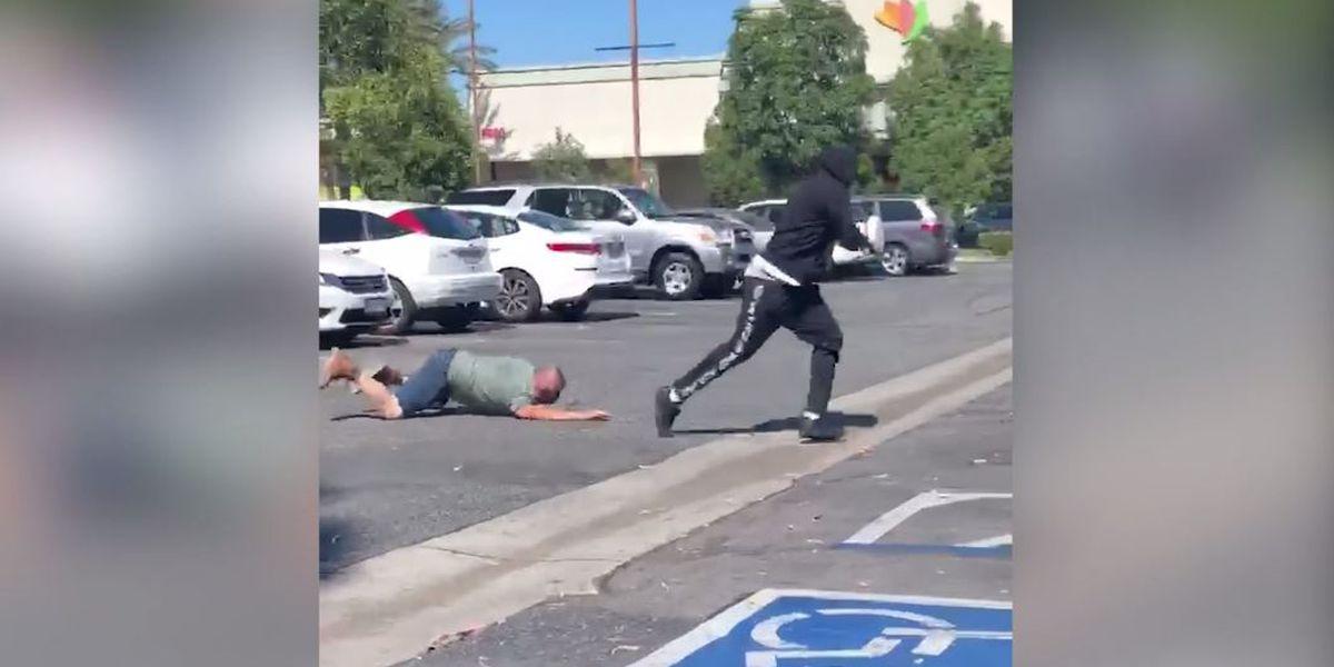 Man beaten, robbed of $200,000 life savings outside Calif. bank