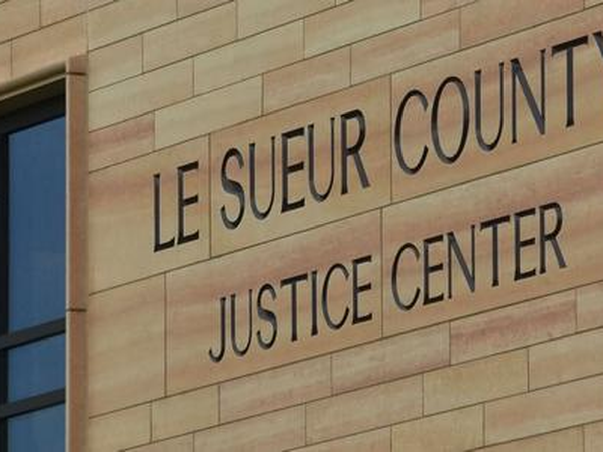 Charges filed against Fairbault man for role in Le Sueur County crimes