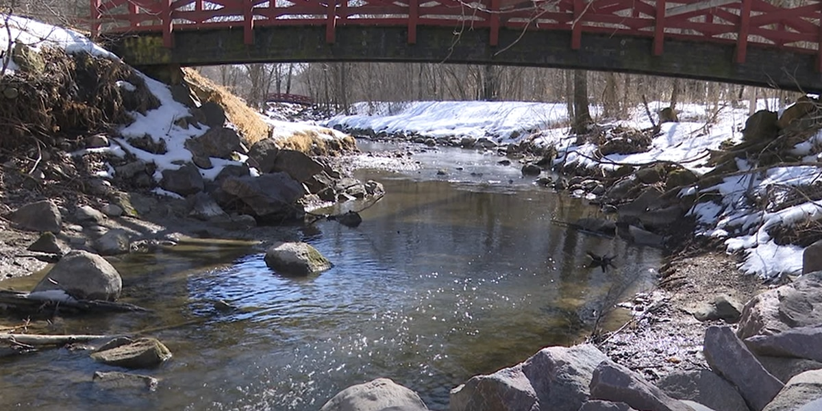 Seven Mile Creek projects to keep erosion in mind
