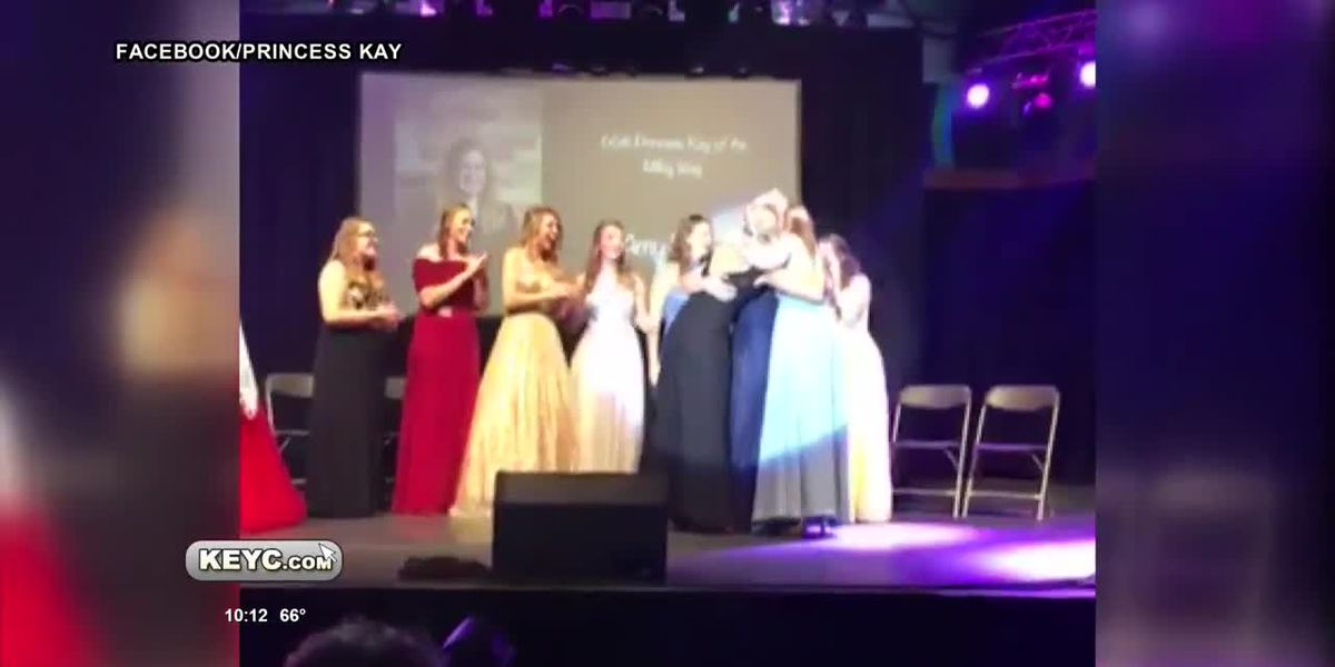 66th Princess Kay of the Milky Way crowned