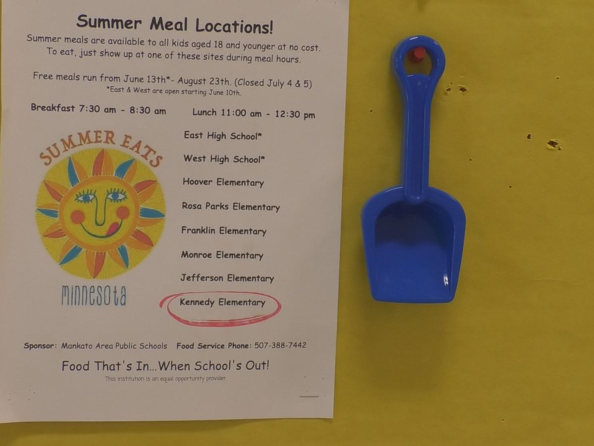 Summer meal programs wrap up