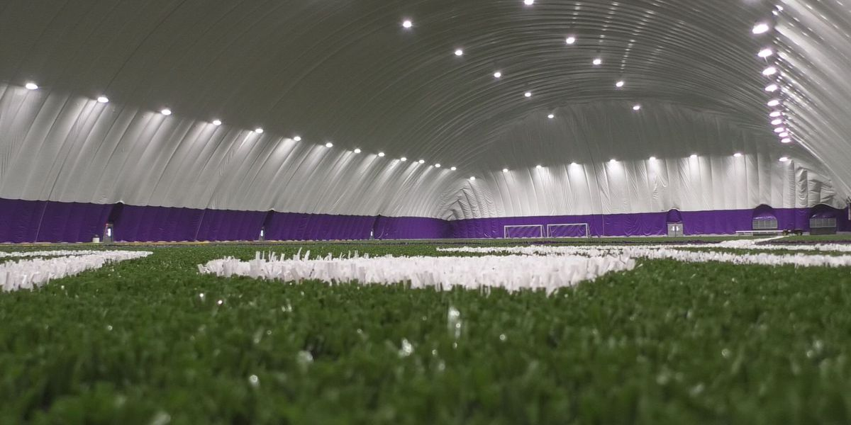 MSU hosts open house for new sports bubble