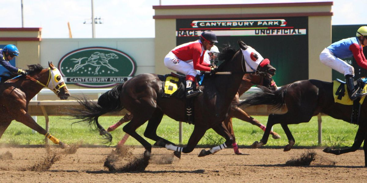 Canterbury Park eyes June 10th start without spectators