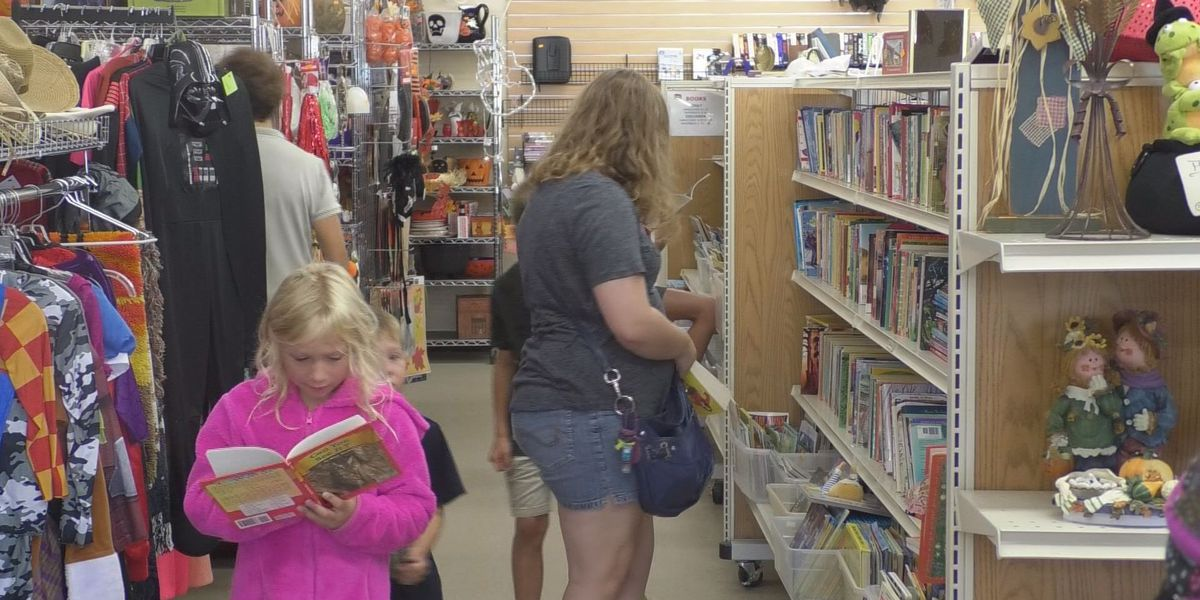 National Thrift Shop Day August 17: how MRCI is celebrating