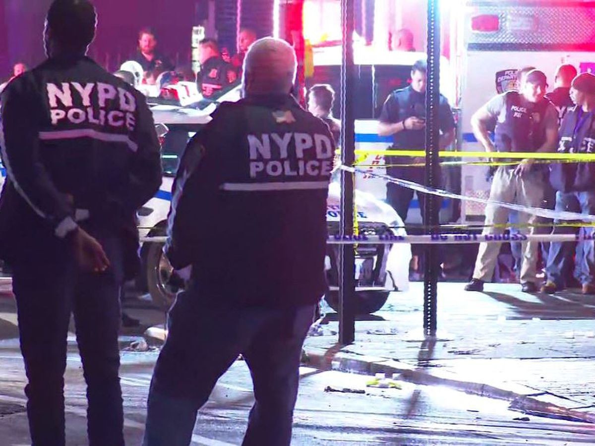 Police probe motive after officer stabbed in the neck in NYC