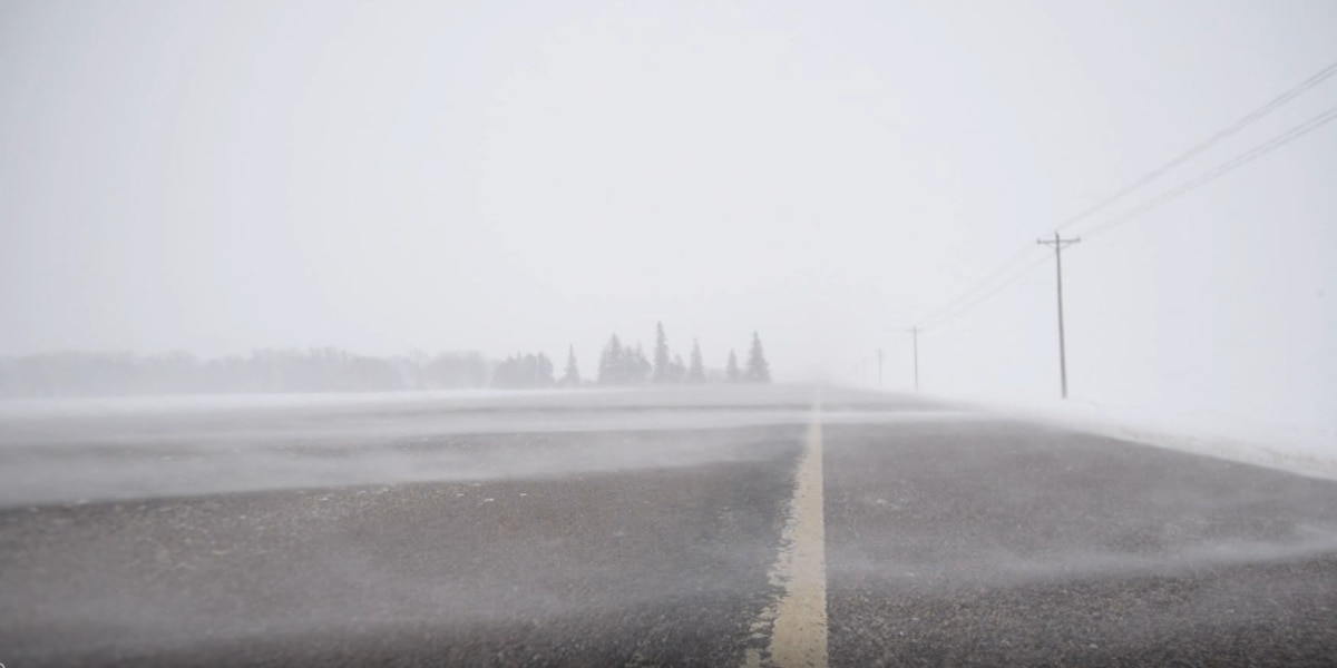 Blizzard warning issued as snow, wind moves into Minnesota