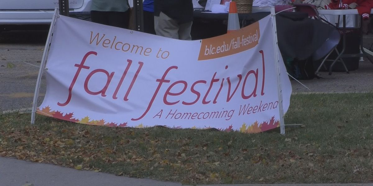 Students and Alumni celebrate Bethany Lutheran College's homecoming