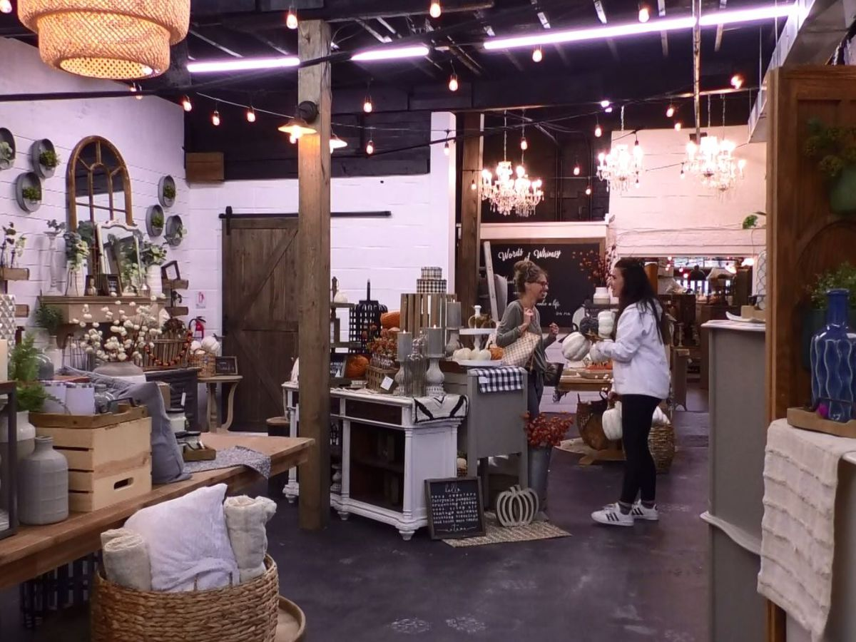 Whimsy & Weathered opens expansion project