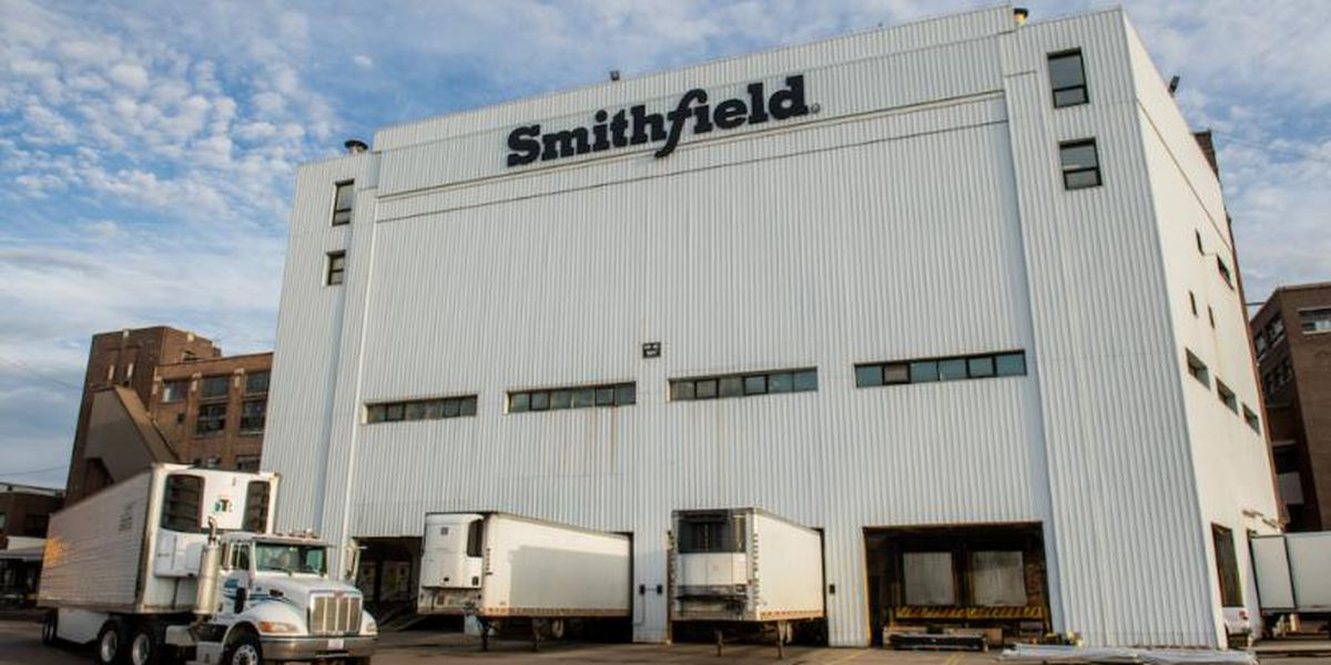 Smithfield Foods to donate 10 million pounds of protein as part of COVID-19 response