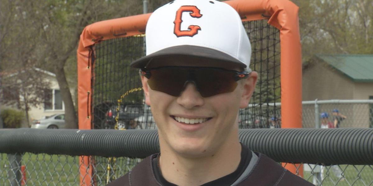 Prep Athlete: Cleveland's Bryce Novak