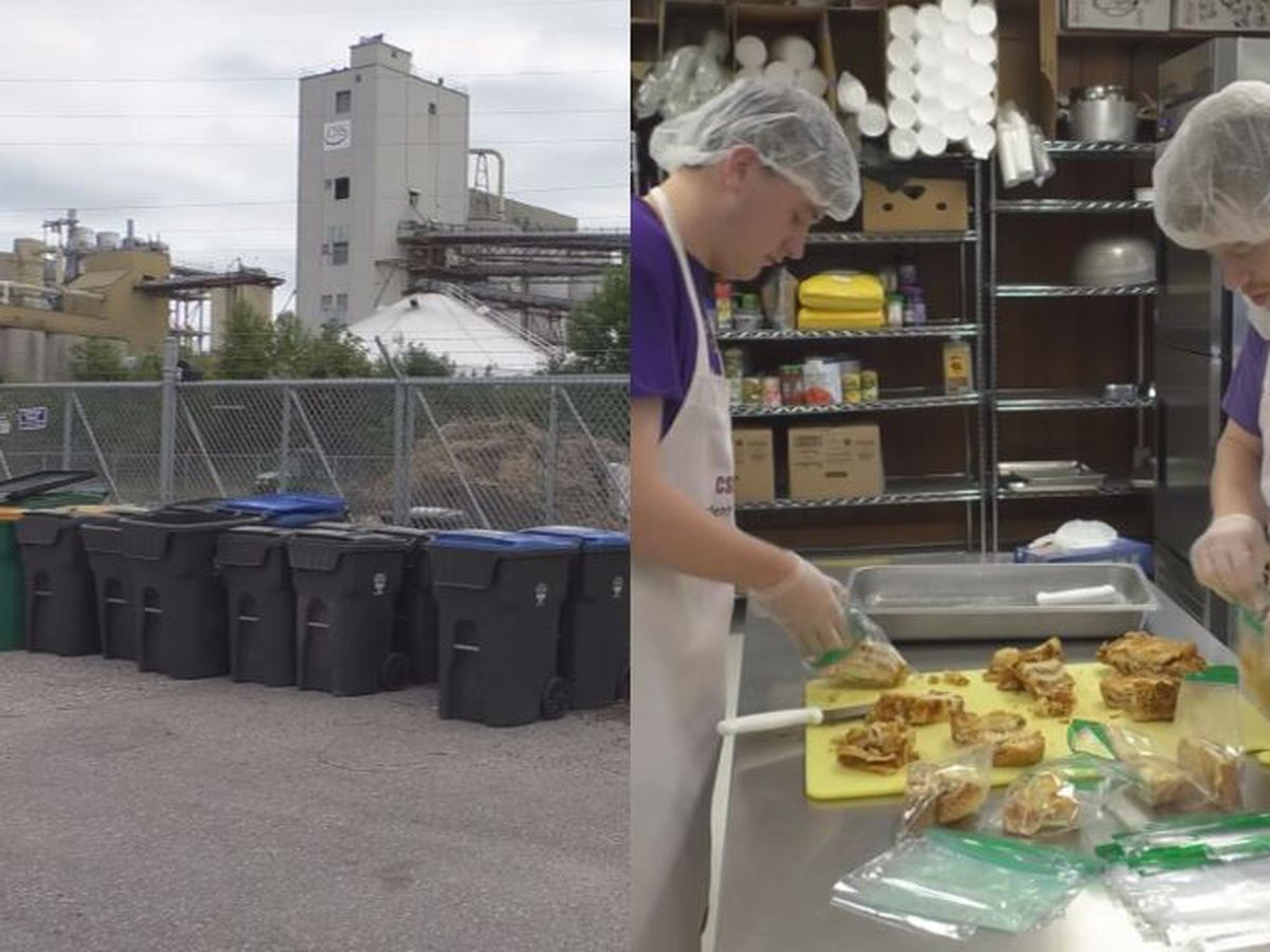 City of Mankato resumes organic recycling collection, MSU Mankato's Campus Kitchen halts operations